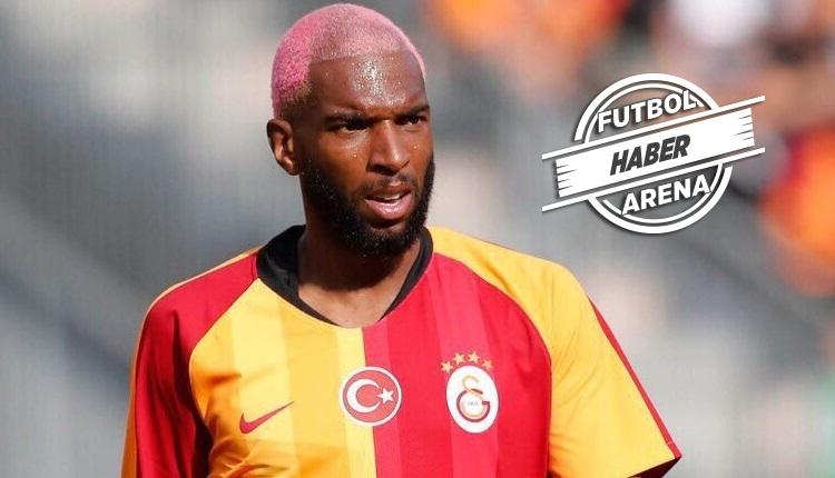 Galatasaray'da takımın en iyisi Ryan Babel