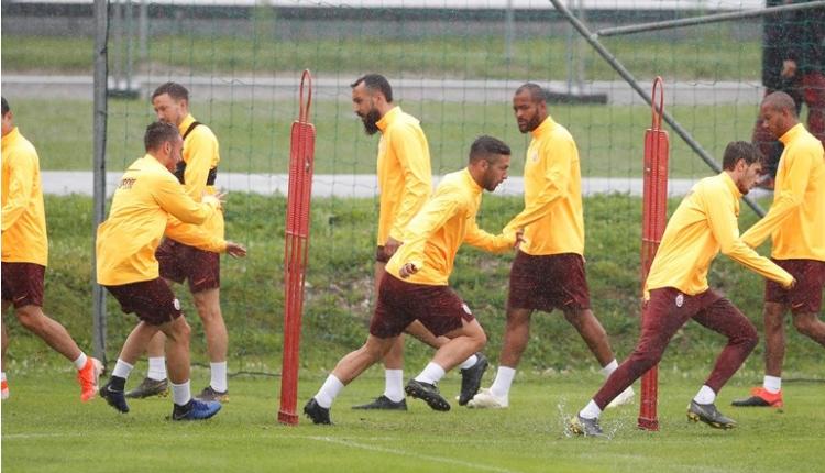 Galatasaray'dan açıklama: ''Şener Özbayraklı'nın ayağında kırık var''