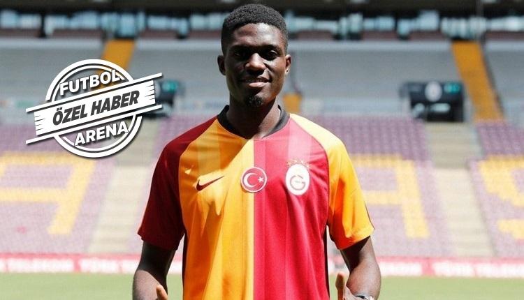 Galatasaray'dan Ozornwafor için sürpriz transfer kararı