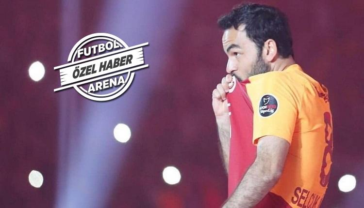Galatasaray'dan Selçuk İnan kararı! Kalacak mı?