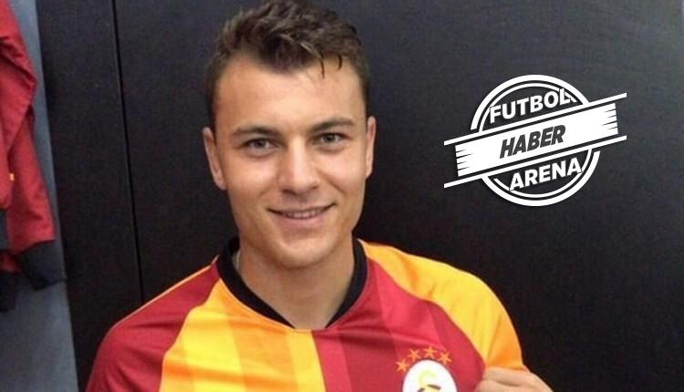 Galatasaray'dan Yusuf Erdoğan kararı