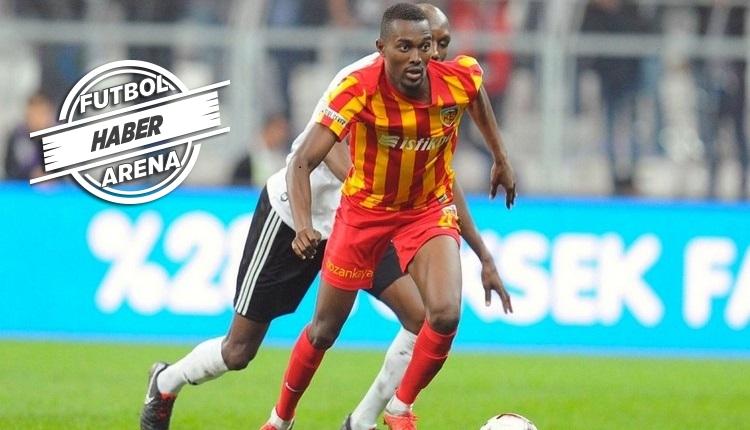 Galatasaray'ın Mensah transferi için yapacağı teklif