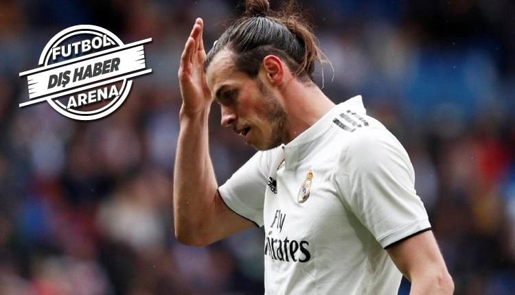 Gareth Bale'ın Çin'e transferi iptal oldu
