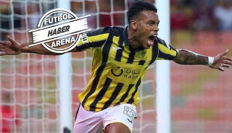 Garry Rodrigues 2 yıllığına kiralık olarak Fenerbahçe'de
