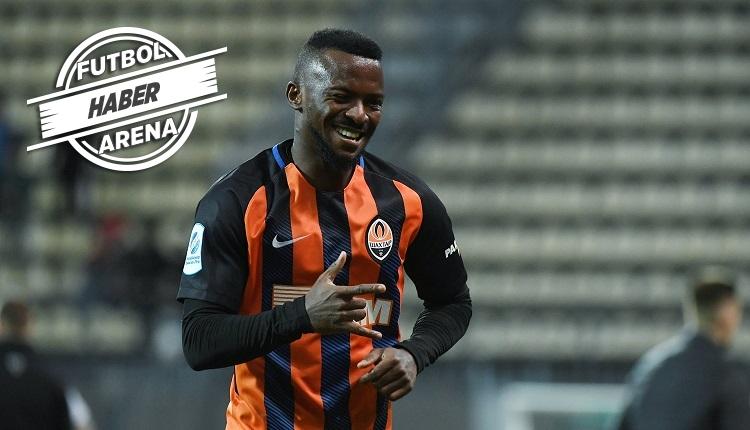 Gazişehir Gaziantep'e Nijeryalı golcü Kayode