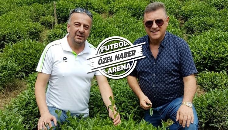Hasan Kartal, FutbolArena'ya açıkladı! 'Vedat defteri kapandı'