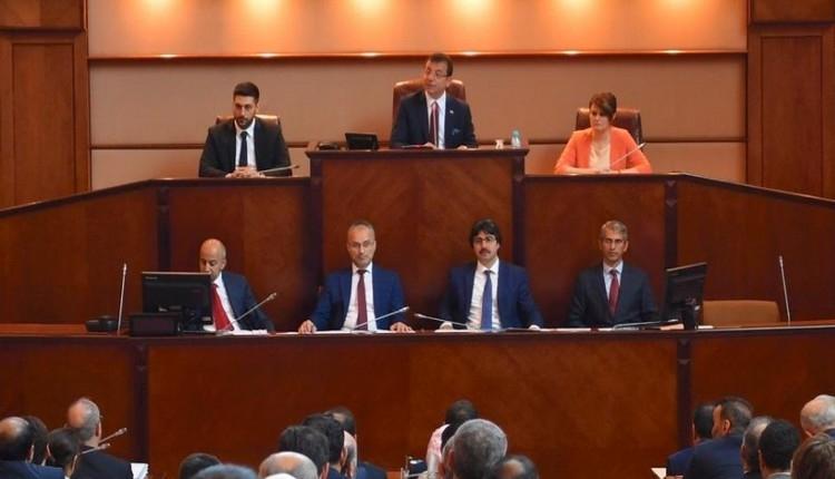 İBB meclis toplantısı canlı İZLE (Ekrem İmamoğlu twitter meclis yayını - 11 Temmuz 2019)