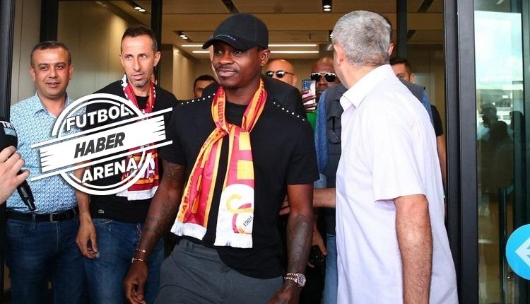 Jean Michael Seri, İstanbul'a geldi! İlk görüntüler