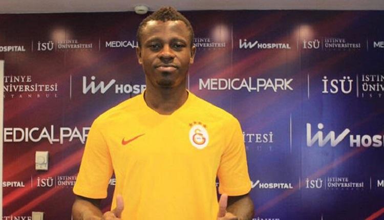 Jean Michael Seri'nin Galatasaray taraftarı ve Drogba anısı