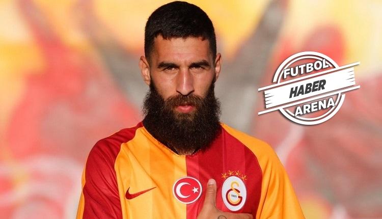 Jimmy Durmaz'ın Galatasaray'ı tercih etme nedeni