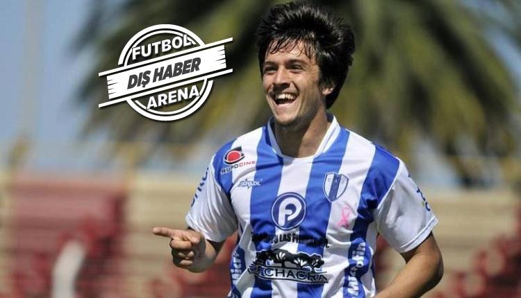 Joaquin Zeballos kimdir? (Galatasaray'a Uruguay'dan genç golcü)