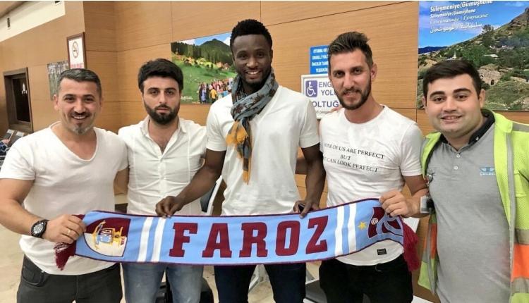 John Obi Mikel kimdir? Trabzonspor yeni transferine kavuştu