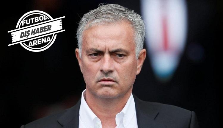 Jose Mourinho Çin'e mi gidiyor? İşte görüştüğü takım