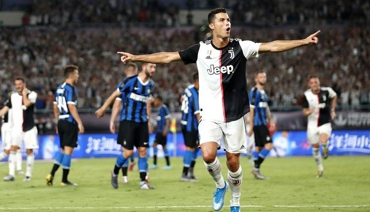 Juventus Inter maç özeti İZLE (Merih Demiral golü İZLE)