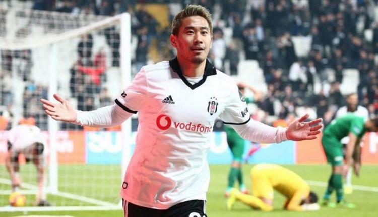 Kagawa'dan Beşiktaşlıları heyecanlandıran paylaşım