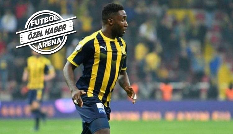 Kayserispor transferde Dja Djedje ile anlaştı