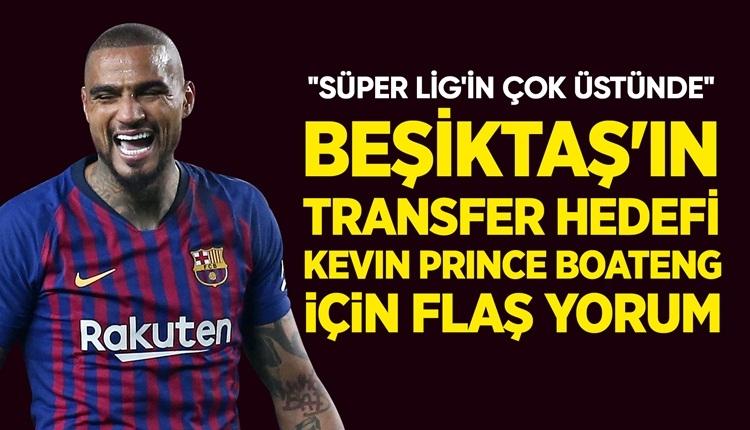 Transfer Haberleri: Kevin Prince Boateng, Beşiktaş'ta başarılı olur mu?