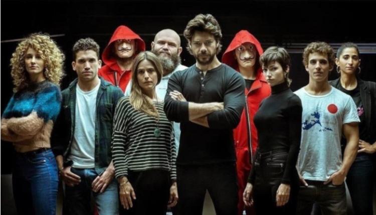 La Casa De Papel 3. sezon 1. bölüm HD tek link izle (Netflix İZLE)