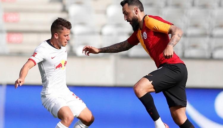 Leipzig 3-2 Galatasaray maç özeti ve golleri (İZLE)