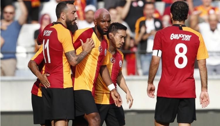 Leipzig 3-2 Galatasaray maç özeti (İZLE)