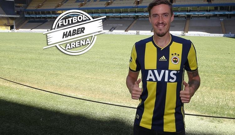 Max Kruse 3 yıllığına Fenerbahçe'de! İşte ilk sözleri