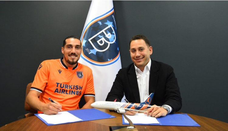 Medipol Başakşehir, Enzo Crivelli'yi transfer etti