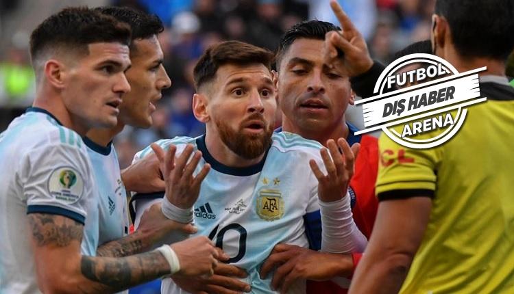 Messi'yi bekleyen tehlike! 2 yıl milli takımdan men