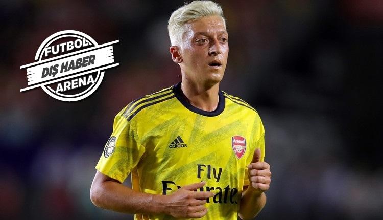 Mesut Özil'den transfer itirafı! Fenerbahçe