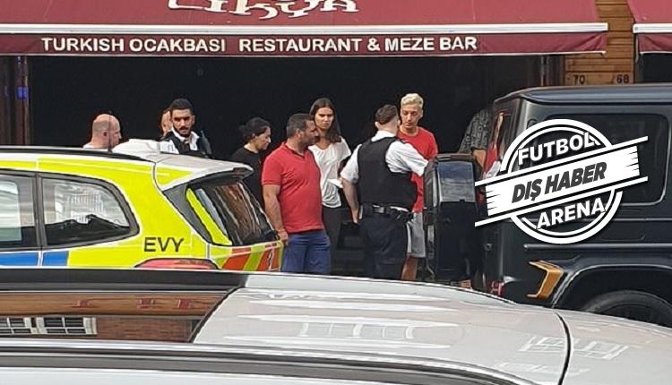 Mesut Özil'e Londra'da bıçaklı saldırı (Video İZLE)