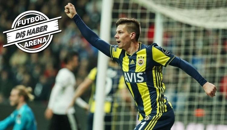 Miha Zajc için Fenerbahçe'ye 5 milyon euro
