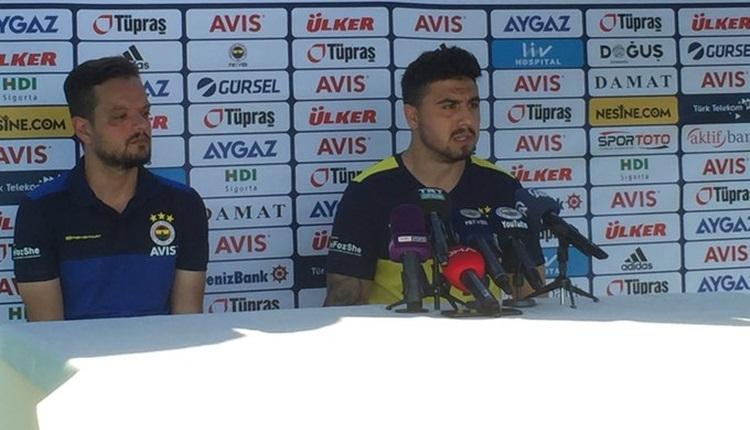 Ozan Tufan'dan Fenerbahçe itirafları! 'Depresyona girdim'