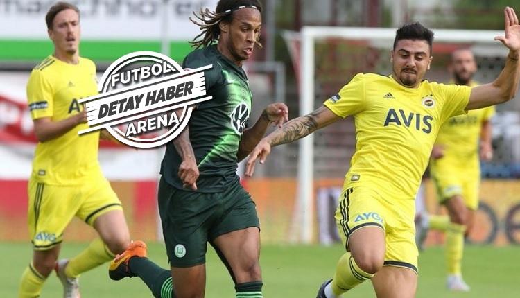 Ozan Tufan'dan Wolfsburg maçında resital | Müthiş performans