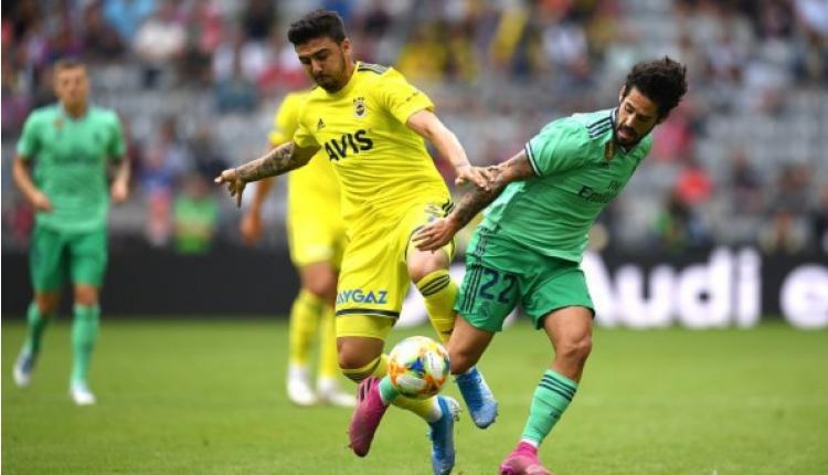Real Madrid 5-3 Fenerbahçe maç özeti ve golleri (İZLE)
