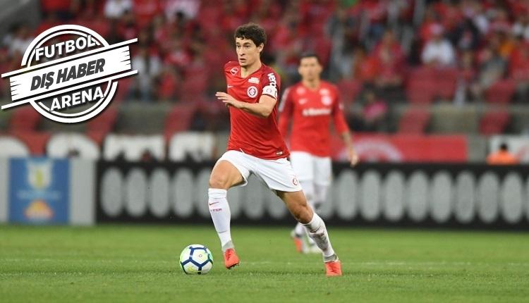Rodrigo Dourado kimdir? Galatasaray'a Brezilya'dan orta saha