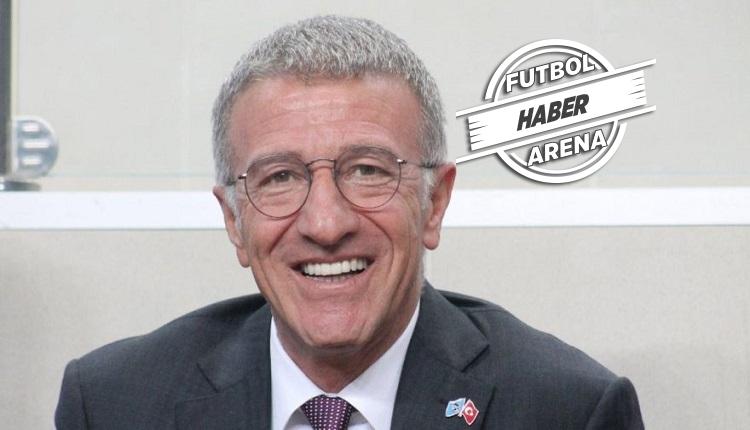 Trabzonspor Avrupa Ligi'nde! Başkan canlı yayında açıkladı