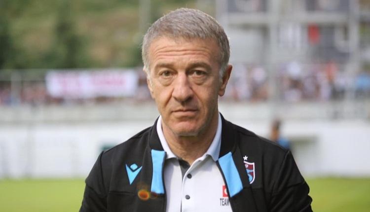 Trabzonspor'dan transfer açıklaması! Ahmet Ağaoğlu müjdeyi verdi