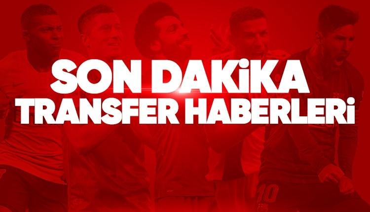 Transfer haberleri alev alev - Son dakika transferleri (4 Temmuz 2019)