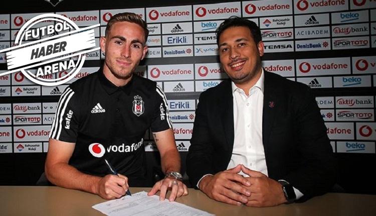 Tyler Boyd 4 yıllığına Beşiktaş'ta! Transfer açıklandı
