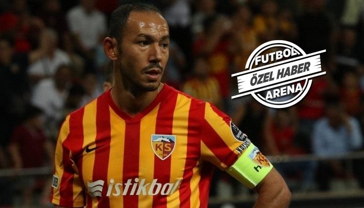 Umut Bulut, FutbolArena'ya konuştu! Kayserispor'da kalacak mı?