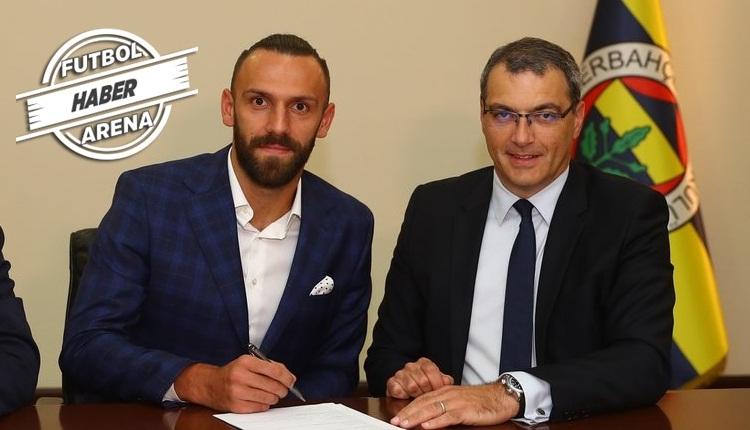 Vedat Muriqi'nin Fenerbahçe'den alacağı yıllık ücret