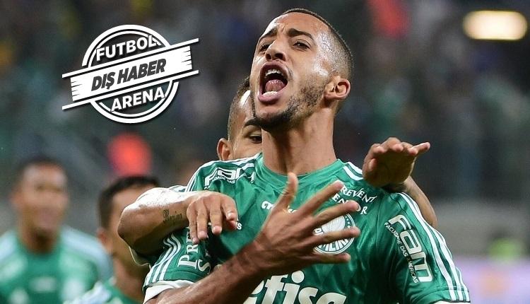 Vitor Hugo'nun Palmeiras'a transferinde de sorun çıktı