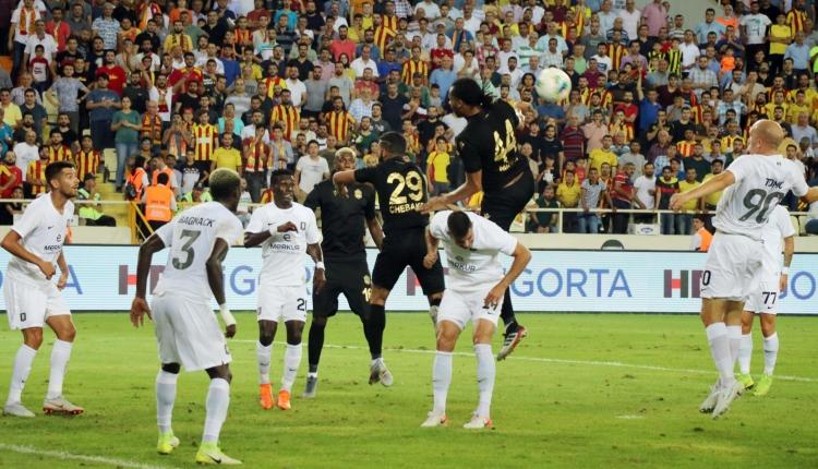 Yeni Malatyaspor 2-2 Olimpija Ljubljana maç özeti ve golleri (İZLE)