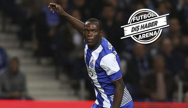 Aboubakar Porto'da B takımla maça çıktı