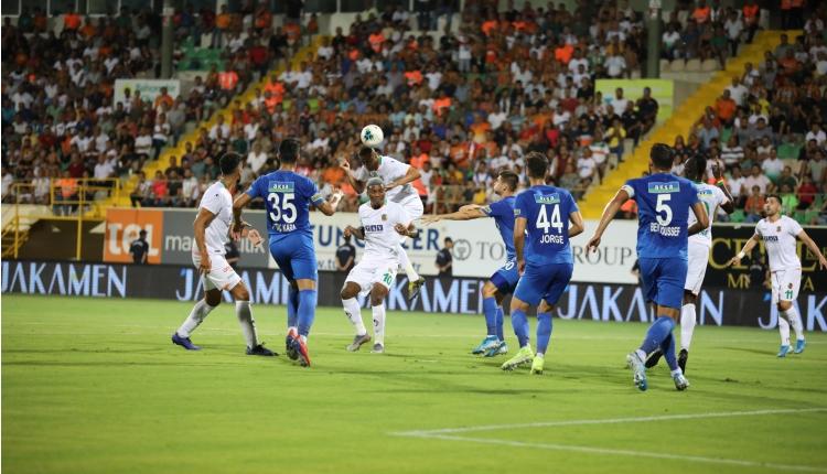 Alanyaspor 4-1 Kasımpaşa maç özeti ve golleri (İZLE)