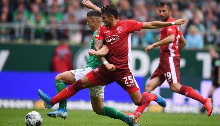 Almanya Ligi maçları canlı izle, Bundesliga canlı maç izle (24 Ağustos Cumartesi)