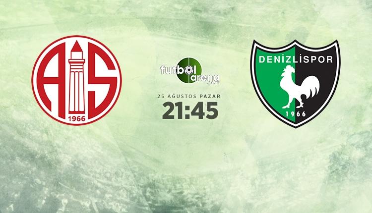 Antalyaspor - Denizlispor beIN Sports canlı izle.Antalyaspor - Denizlispor şifresiz izle