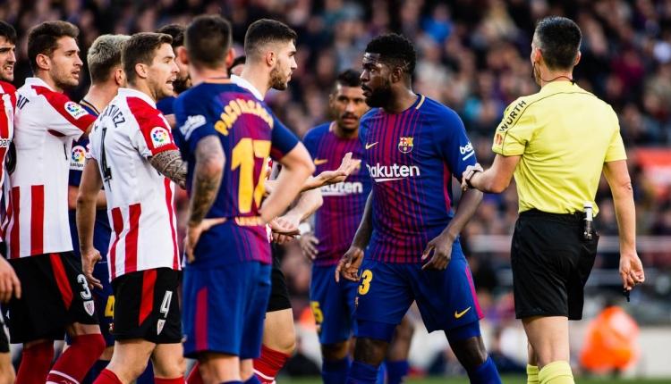 Athletic Bilbao - Barcelona maçı canlı, şifresiz izle
