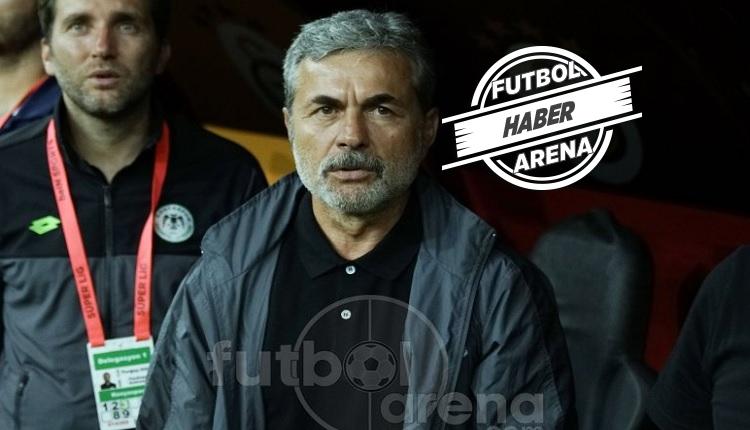 Aykut Kocaman: 'Galatasaray maçı özgüven açısından önemli'