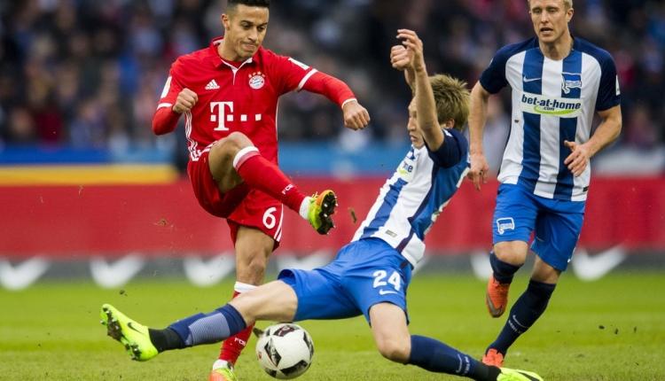 Bayern Münih - Hertha Berlin canlı, şifresiz izle