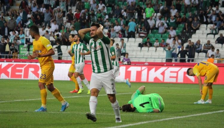 beIN Sports Konyaspor - Ankaragücü maç özeti izle